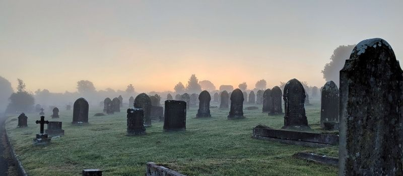 Cementerio Cementerio de Salmoral en Salmoral
