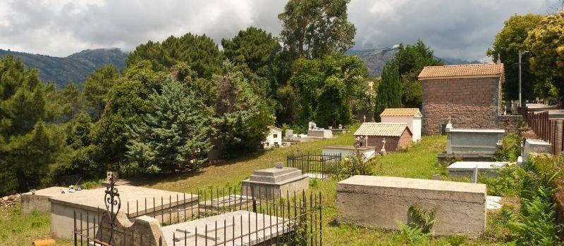 Cementerio Cementerio municipal en Ciurana