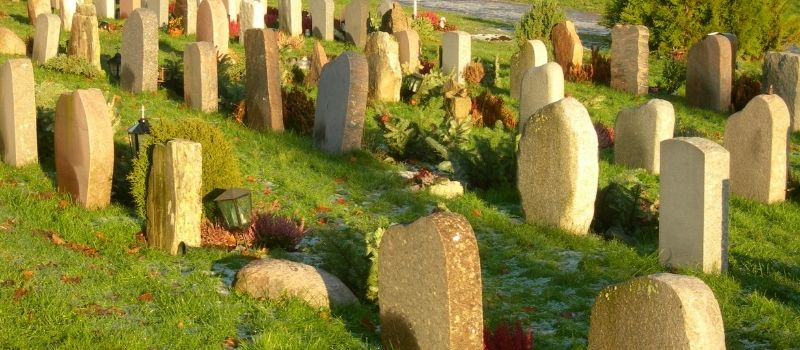 Cementerio Cementerio de Otero en Otero